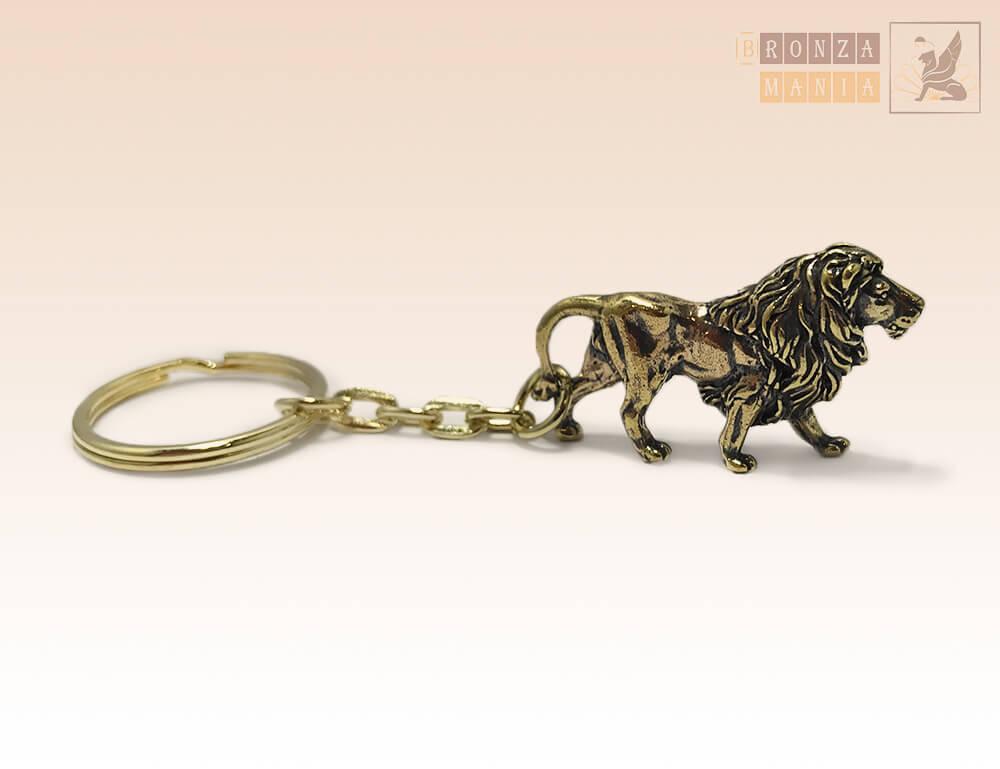 брелок Лев (Царь зверей)