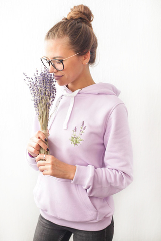 Толстовка Lavender