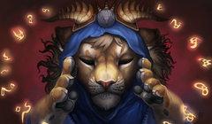 Коврик для игры SCG: Feline Focus