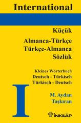 International Almanca - Türkçe Türkçe - Almanca Sözlük