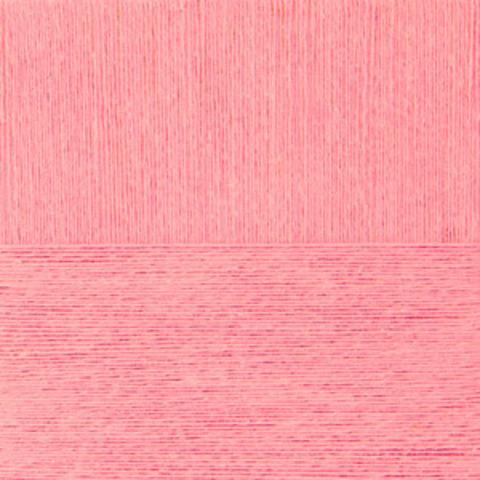 Пряжа Крапивная (Пехорка) 324 Светлая азалия, фото