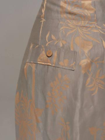 Женские серые брюки Olmar GentryPortofino - фото 2