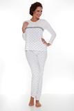 Женская пижама из легкого хлопка B&B
