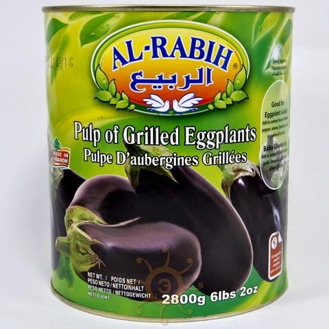 Баклажаны гриль Al-Rabih, 2,8кг