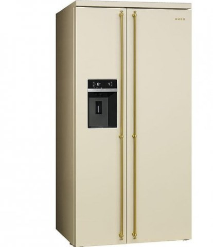 Холодильник Side-by-Side Smeg SBS8004P