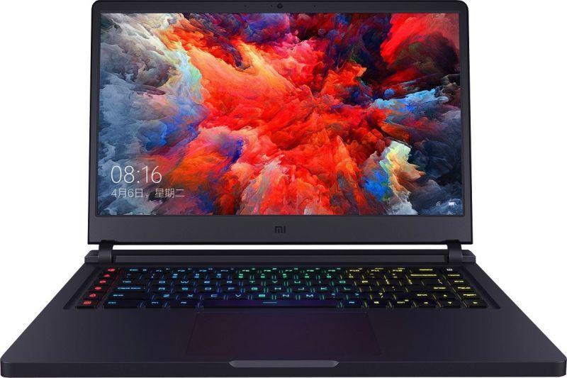"Ноутбуки Ноутбук Xiaomi Mi Gaming Laptop (Intel Core i7 7700HQ 2800 MHz/15.6""/1920x1080/8GB/1128GB HDD+SSD/DVD нет/NVIDIA GeForce GTX 1060/Wi-Fi/Bluetooth/Windows 10 Home) Black 96248.jpg"