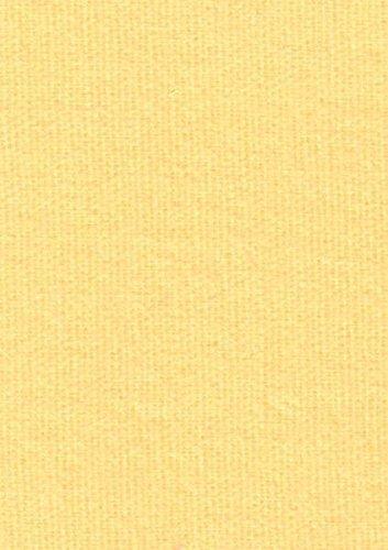 Простыня прямая 260x280 Сaleffi Tinta Unito желтая