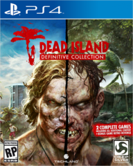 Sony PS4 Dead Island Definitive Collection (русские субтитры)