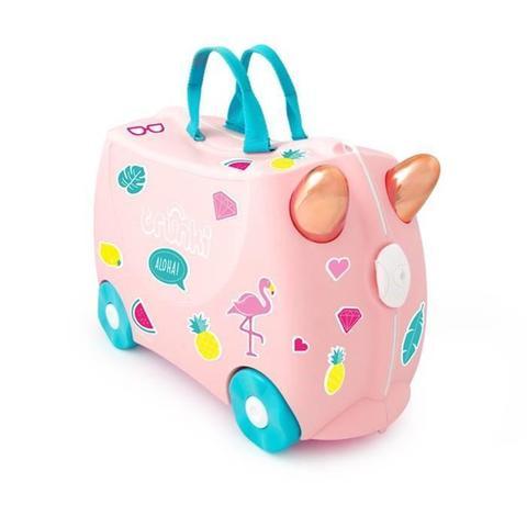 Детский чемодан Trunki Фламинго