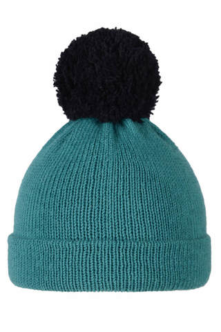 Зеленая шапочка для мальчика