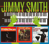 Jimmy Smith / 3 Essential Albums (3CD)