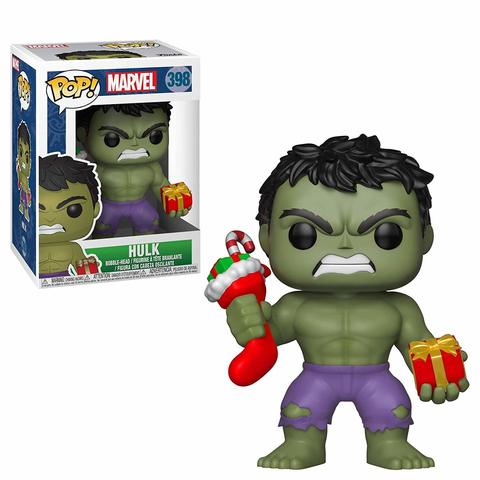 Фигурка Funko POP Marvel - Christmas Hulk