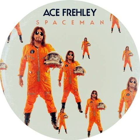Ace Frehley / Spaceman (Picture Disc) (LP)