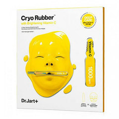 Dr.Jart+ Dermask Rubber Mask Bright Lover – Моделирующая альгинатная маска для улучшения цвета лица