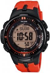 Мужские часы CASIO PRO TREK PRW-3000-4ER