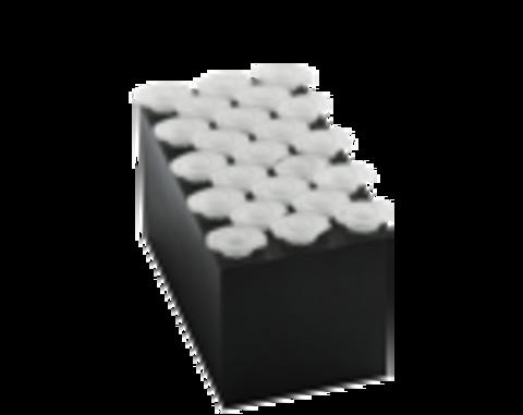 B23-1.5. Блок з 23 гніздами для 1.5 мл пробірок. BioSan (Латвія)