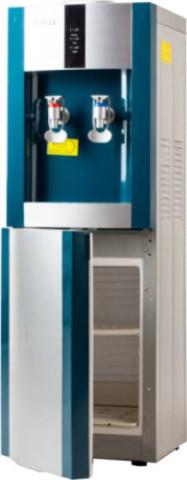 Кулер для воды SMixx 16L-B/E голубой с серебром