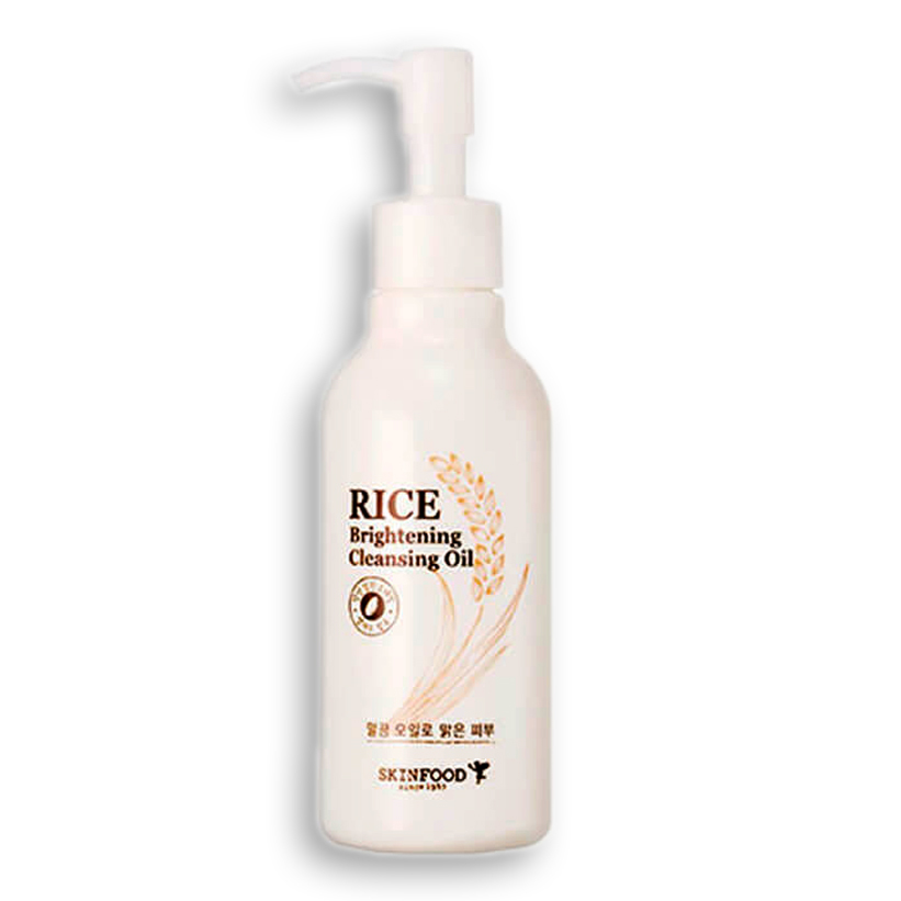 SKINFOOD Rice Brightening Cleansing Oil, 170 ml