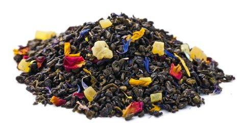Волшебный Манго Чай Gutenberg зеленый ароматизированный 100 гр.