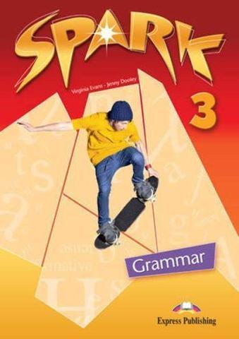 Spark 3 (Monstertrackers). Grammar Book. Грамматика