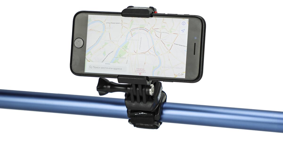 Крепление для телефона SP Phone Mount фиксация на трубе