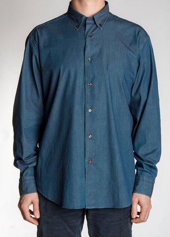 Рубашка из хлопка. BRIONI