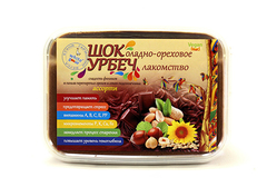 Урбеч Vegan food ассорти, 300г
