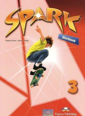 Spark 3 (Monstertrackers). Workbook. Рабочая тетрадь