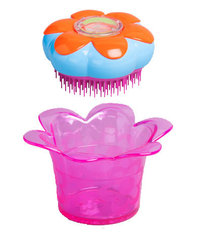 Tangle Teezer Magic Flowerpot Popping Purple Расческа для волос со шкатулкой