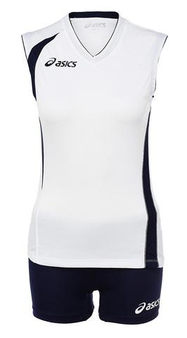 Asics Set Fly Lady Форма волейбольная женская White