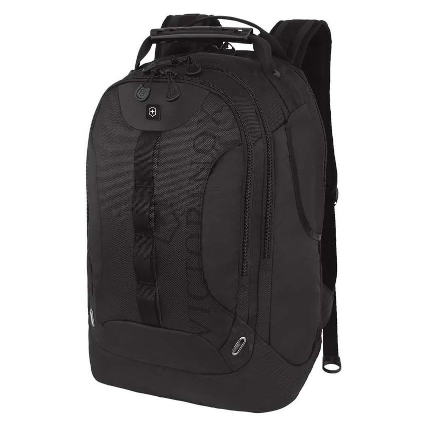 Рюкзак Victorinox VX Sport Trooper 16'', чёрный, 34x27x48 см, 28 л