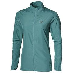 Беговая куртка для женщин от Асикс с ветро и влагозащитой для весны-лета-осени