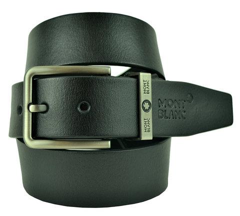 Ремень мужской 40 мм Mont Blanc (копия) 40brend-KZ-021