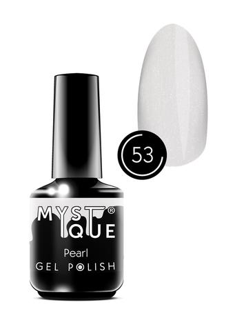 Mystique Гель-лак #53 «Pearl» 15 мл
