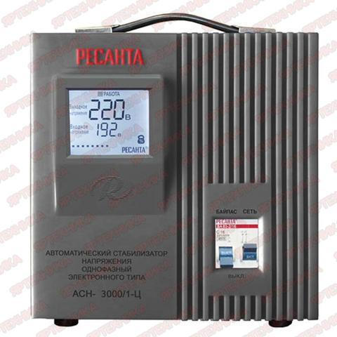 Стабилизатор Ресанта АСН-3000/1-Ц