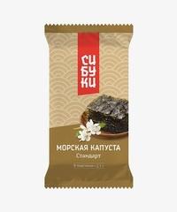 Морская капуста сушеная, Сибуки, Стандарт, 2.1 г