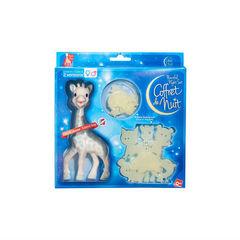 Подарочный набор Софи для сладких снов мальчиков Sophie La Girafe For Boys