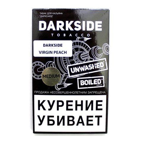 Табак для кальяна Dark Side Medium 100 гр.Virgin Peach