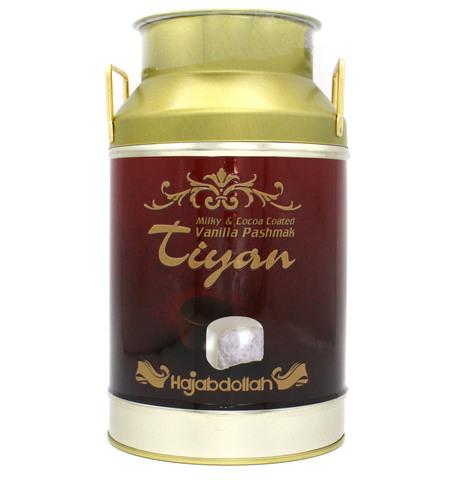 """Пишмание с молочным и ванильным вкусом в глазури """"Тиянь"""", Hajabdollah, 300 г"""