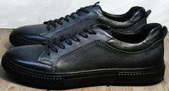 Спортивные туфли мужские Komcero 9K9154-734 Black-Grey