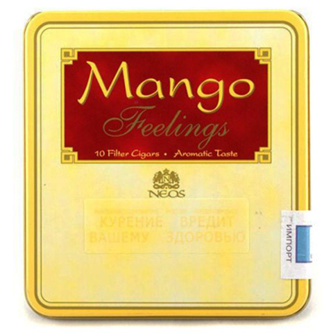 Сигариллы MINI NEOS MANGO (FEELINGS) (10 шт)
