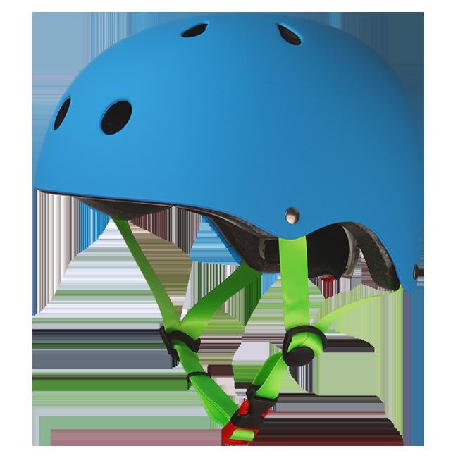 Шлем Los Raketos Bambino Neon Blue