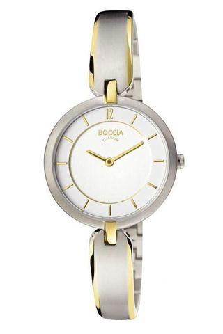 Купить Женские наручные часы Boccia Titanium 3164-03A по доступной цене