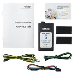 GSM модуль Altox WBUS-5 GPS 6