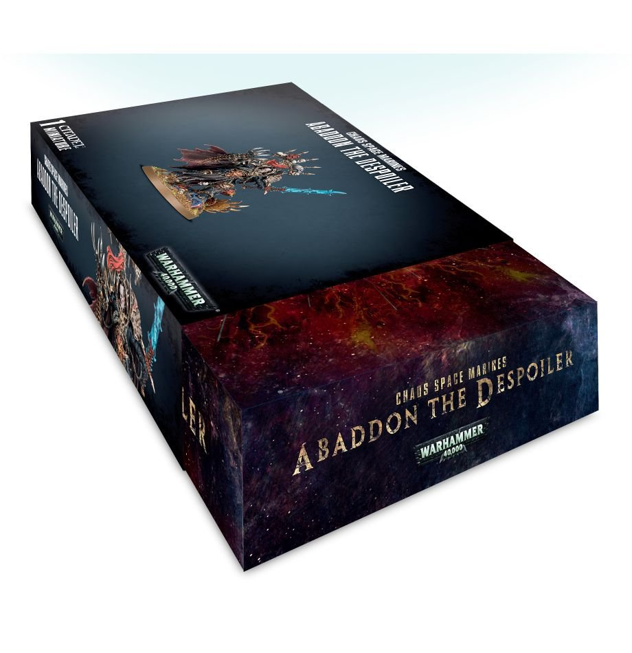 Abaddon the Despoiler / Абаддон Разоритель