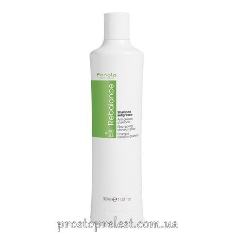 Fanola Sebum Regulator Shampoo - Шампунь для жирных волос
