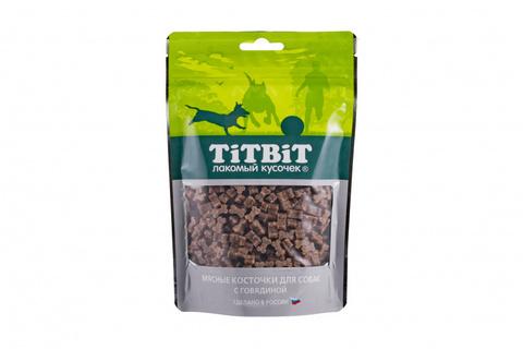 Titbit косточки мясные для собак с говядиной