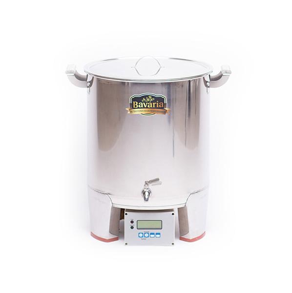 Пивоварня домашняя на 10 литров самогонный аппарат из подручных средств в домашних условиях с картинками