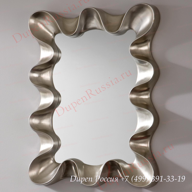 Зеркало DUPEN (Дюпен) PU173 серебро