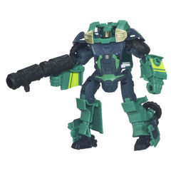 Робот - Трансформер Прайм Сержант Кап (Sergeant Kup) - В Маскировке, Hasbro